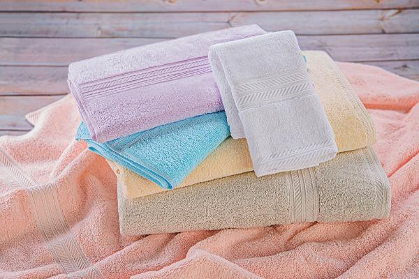 來福牌歐風典雅美國棉毛巾